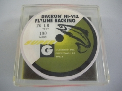 Dacron Hi-Viz Flyline Backing