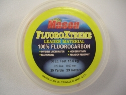 FluoroXtreme Leader Material