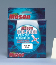 """ICE-FREE"" TIP-UP LINE"