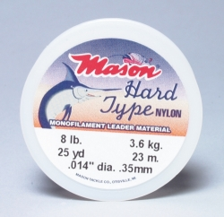 HARD TYPE NYLON Leader Material